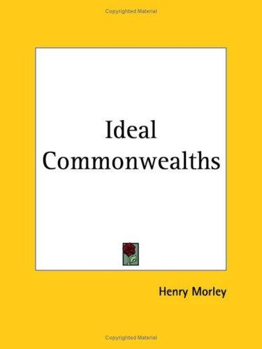 Download Ideal Commonwealths