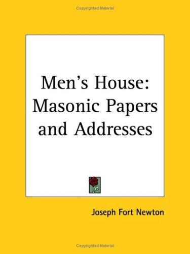 Download Men's House