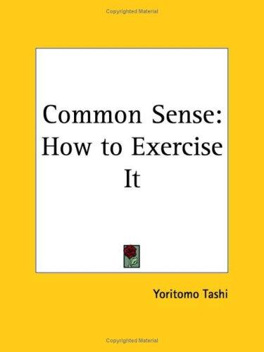 Download Common Sense