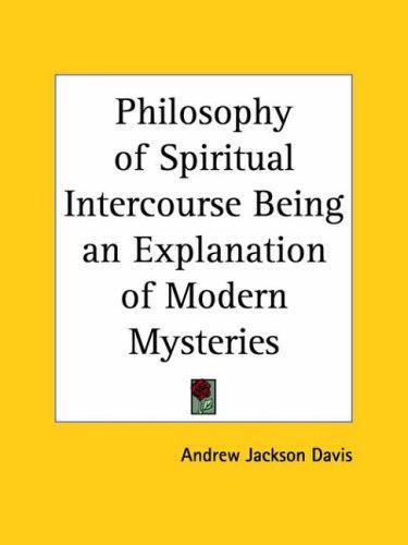 Philosophy of Spiritual Intercourse