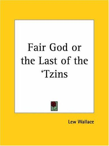 Download Fair God or the Last of the 'Tzins