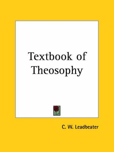 Download Textbook of Theosophy