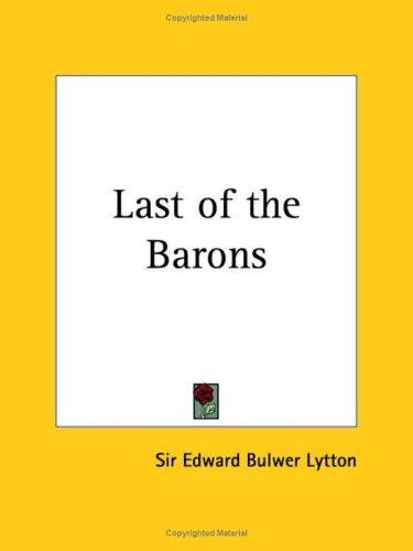 Download Last of the Barons