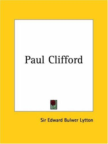Download Paul Clifford