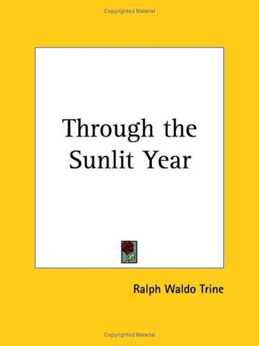 Download Through the Sunlit Year