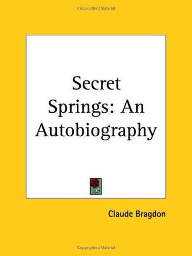 Download Secret Springs