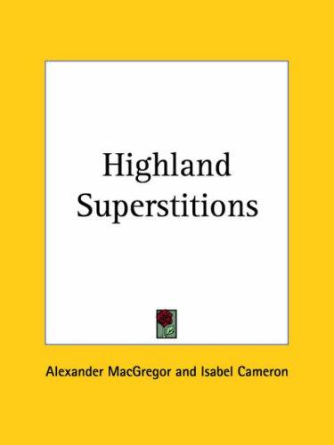 Download Highland Superstitions