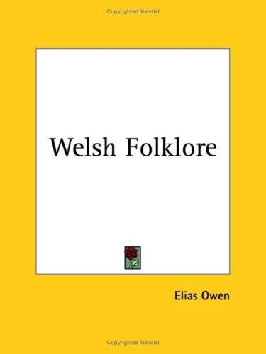 Welsh Folklore