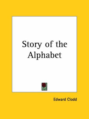 Download Story of the Alphabet