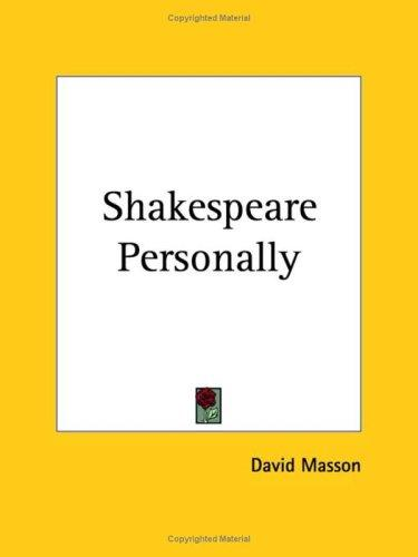 Download Shakespeare Personally