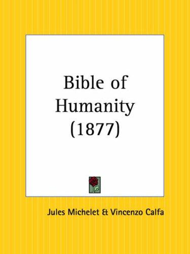 Bible of Humanity