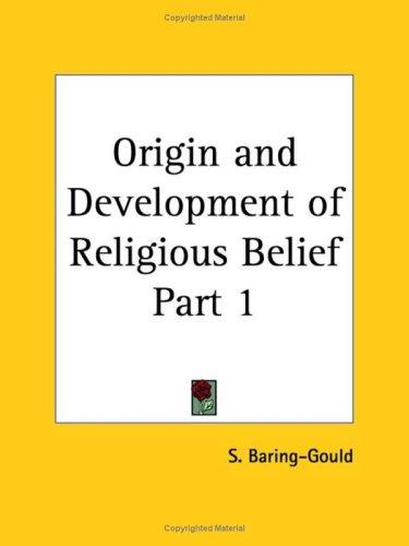 Origin and Evolution of Religion