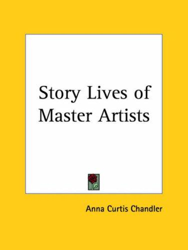 Story Lives of Master Artists
