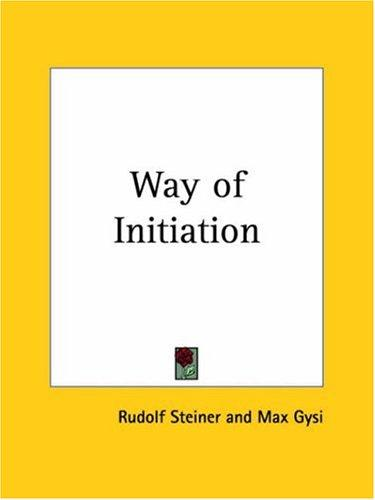 Download Way of Initiation