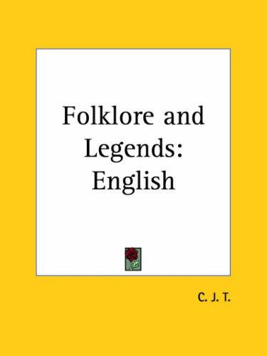 Download Folklore and Legends
