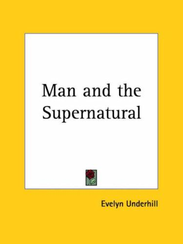 Download Man and the Supernatural