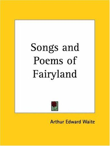 Download Songs and Poems of Fairyland