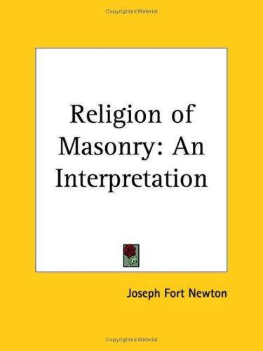 Download Religion of Masonry