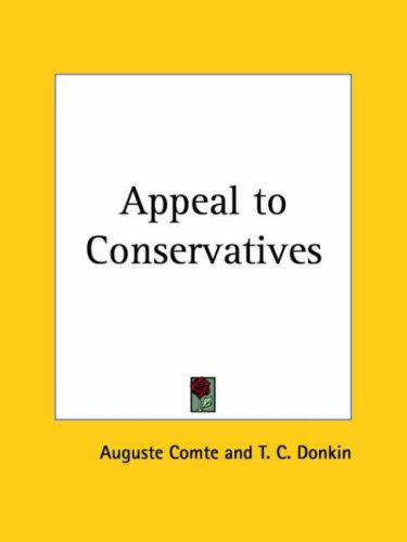 Download Appeal to Conservatives