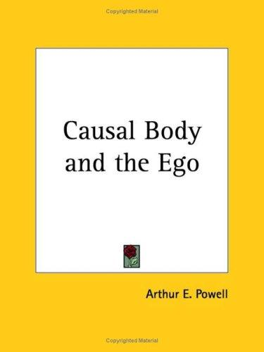 Download Causal Body and the Ego