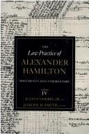 Download Law Practice of Alexander Hamilton