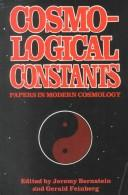 Download Cosmological Constants