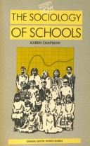 Download The sociology of schools