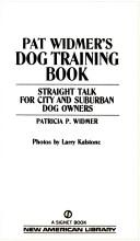 Pat Widmer's Dog Book