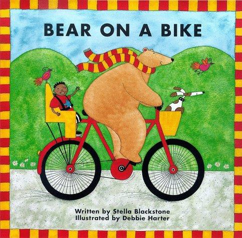Download Bear on a bike