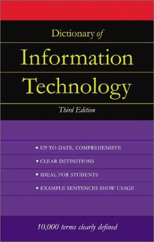 Download Dictionary of information technology