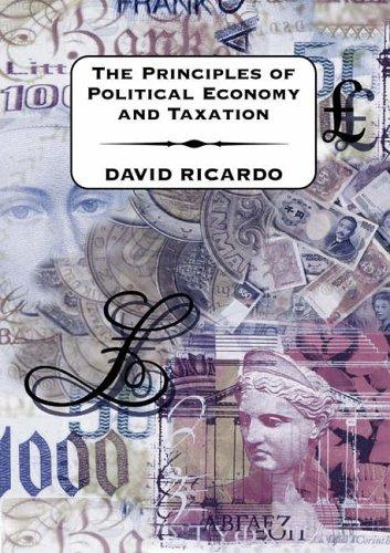 Download The Principles of Political Economy and Taxation