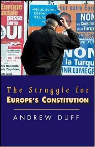 Download The Struggle for Europe's Constitution