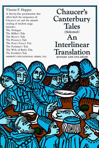 Download Chaucer's Canterbury Tales (Selected)