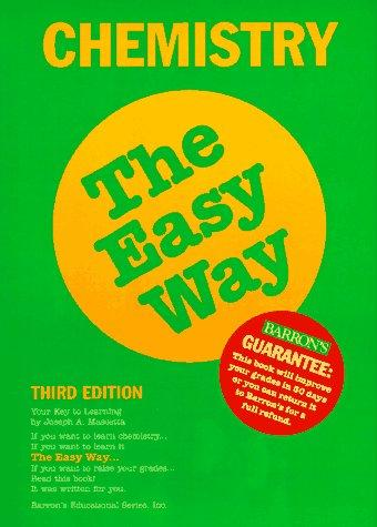 Download Chemistry the easy way
