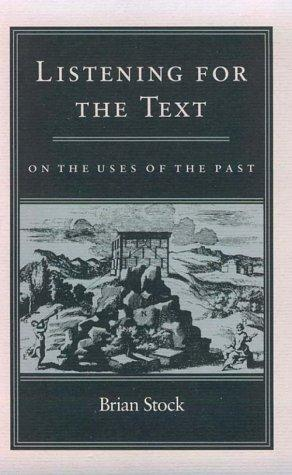Listening for the text