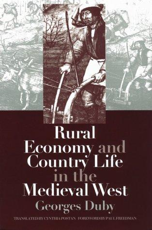 Download Rural economy and country life in the medieval West