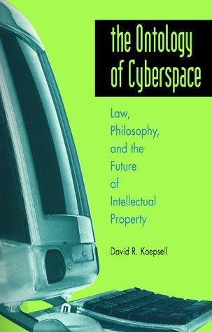 Download The Ontology of Cyberspace