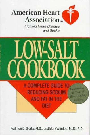Download American Heart Association Low-Salt Cookbook