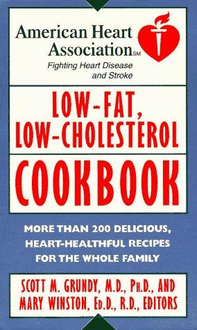 Download American Heart Association Low-Fat, Low-Cholesterol Cookbook