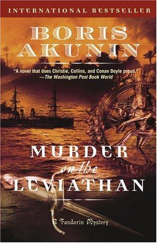 Download Murder on the Leviathan