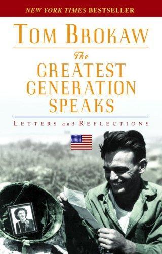 Download The Greatest Generation Speaks