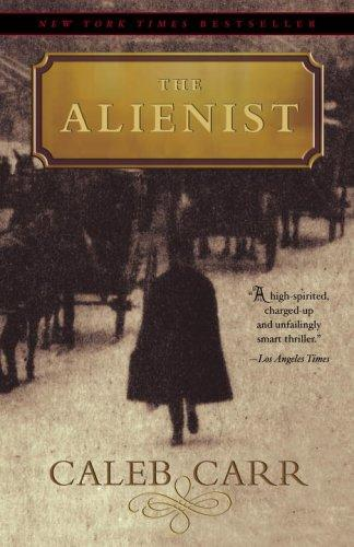 Harold Perrineau recommends The Alienist