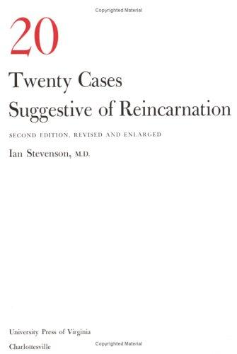 Download Twenty Cases Suggestive of Reincarnation