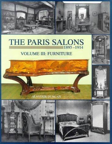 The Paris salons, 1895-1914