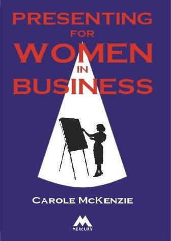Download Presenting for Women in Business