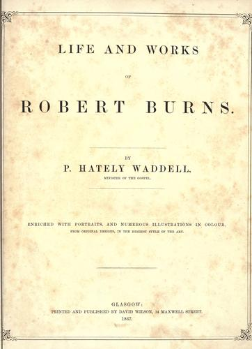 Life and works