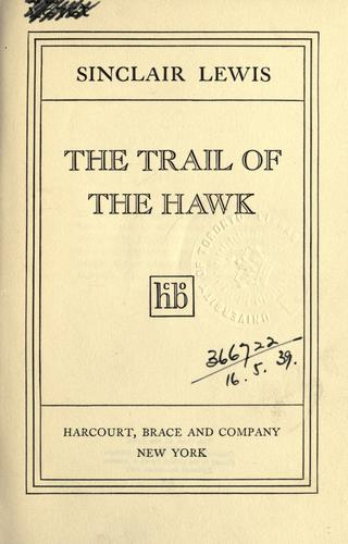 The trail of the hawk.