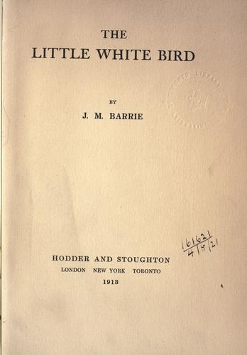 Download The little white bird.