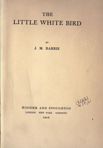 The little white bird.