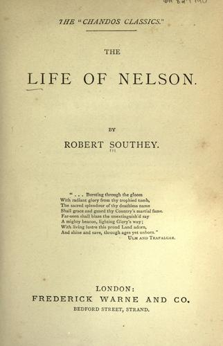 Life of Nelson